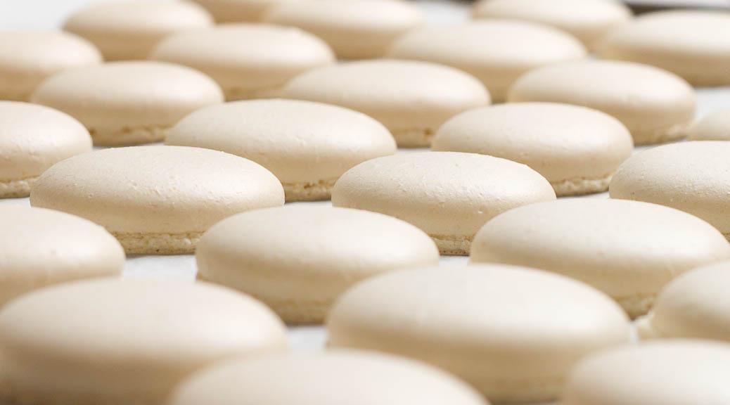 Les Coques De Macarons Meringue Italienne Dur A Cuire