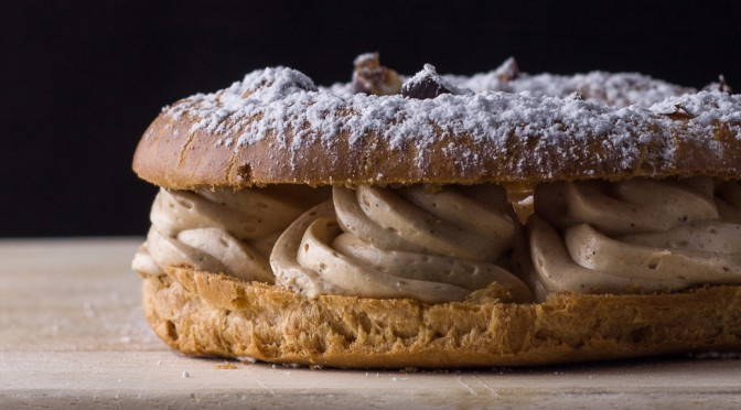 Paris-Brest de Jacques Génin